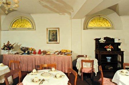 Hotel Home Florence - Restaurant