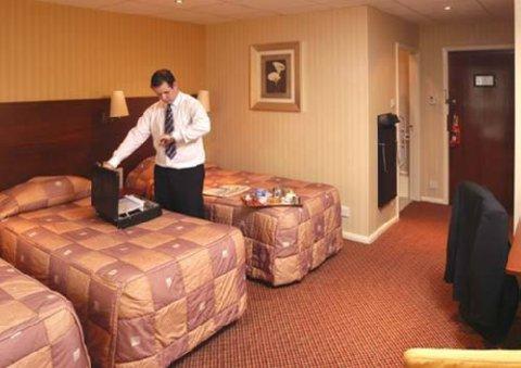 Apollo Hotel - Guest Room