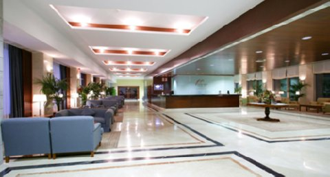 Monte Malaga Hotel - Lobby
