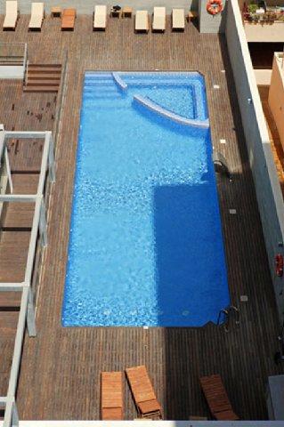 Monte Malaga Hotel - Pool