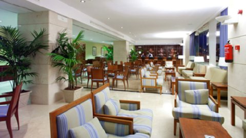 Monte Malaga Hotel - Lounge