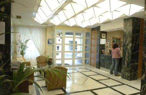Navas Hotel Granada - Lobby