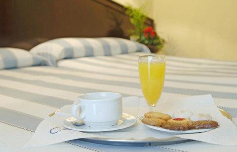 Navas Hotel Granada - Guest Room