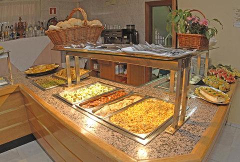 Navas Hotel Granada - Buffet