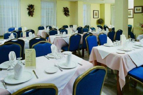 Navas Hotel Granada - Restaurant