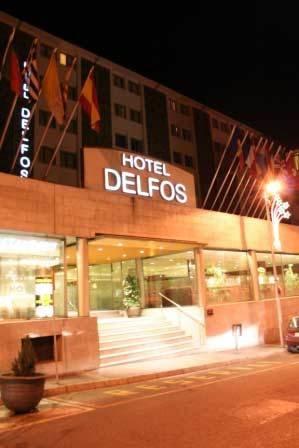 Delfos Hotel Andorra la Vella - Exterior View