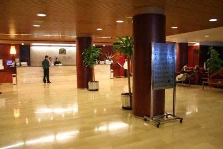 Delfos Hotel Andorra la Vella - Lobby View