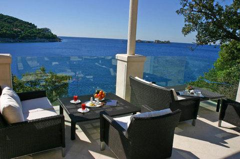 More Hotel Dubrovnik - Bar Lounge