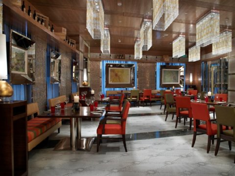 Four Points by Sheraton Beijing, Haidian Hotel & Serviced Apartments - Ecco Italy Restaurant