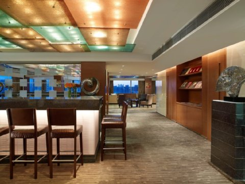 Four Points by Sheraton Beijing, Haidian Hotel & Serviced Apartments - Executive Lounge