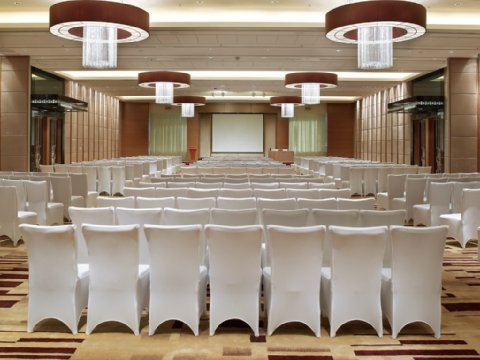 Four Points by Sheraton Beijing, Haidian Hotel & Serviced Apartments - Ballroom