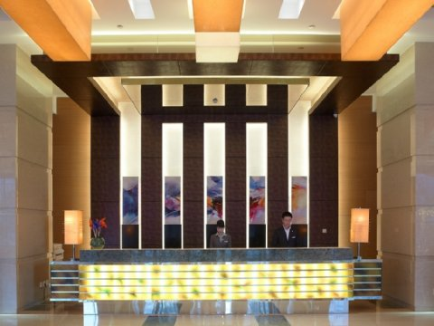 Four Points by Sheraton Beijing, Haidian Hotel & Serviced Apartments - Reception