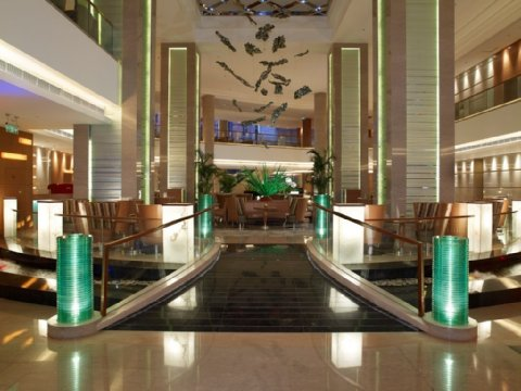 Four Points by Sheraton Beijing, Haidian Hotel & Serviced Apartments - Lobby Lounge