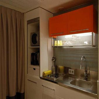 B Aparthotel Grand Place - KITCHENGRANDPLACECD