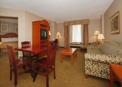 Clarion Inn And Suites Columbus - Suite -OpenTravel Alliance - Suite-