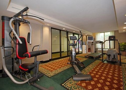 Clarion Inn And Suites Columbus - Health Club -OpenTravel Alliance - Health Club-