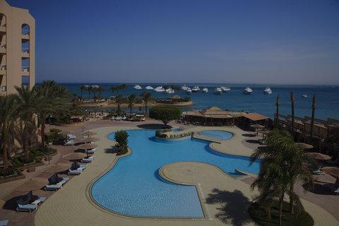 Hurghada Marriott Beach Resort - Hurghada Marriott Pool