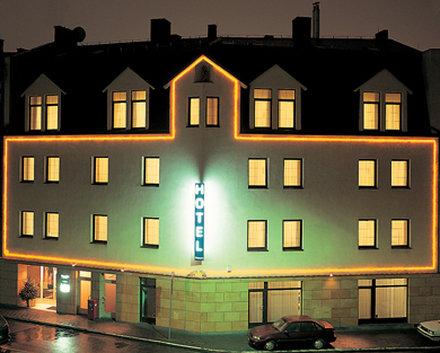 Atrium-Hotel Exterior view
