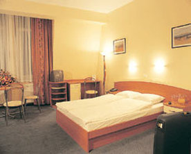Atrium-Hotel View of room