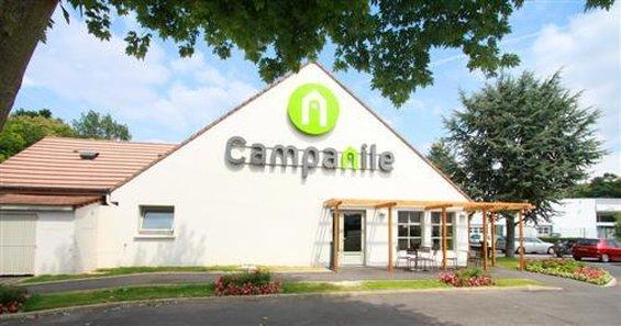 Campanile Chantilly Außenansicht