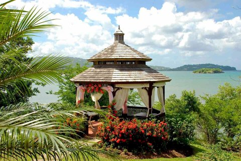 St. James Club All Inclusive Hotel - Beautiful Wedding Location