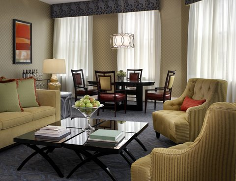 Monaco Baltimore A Kimpton Hotel - Majestic Suite Parlor