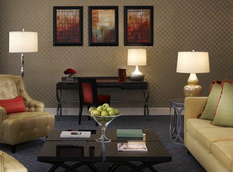 Monaco Baltimore A Kimpton Hotel - Majestic Suite
