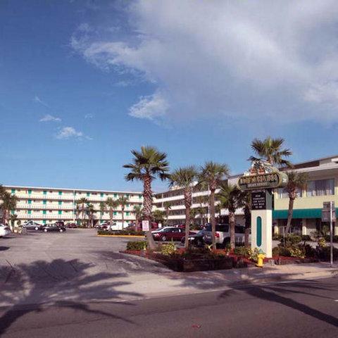 Daytona Inn Beach Resort - Exterior