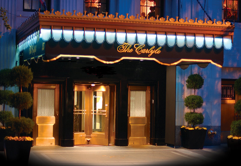 The Carlyle, A Rosewood Hotel Vue extérieure