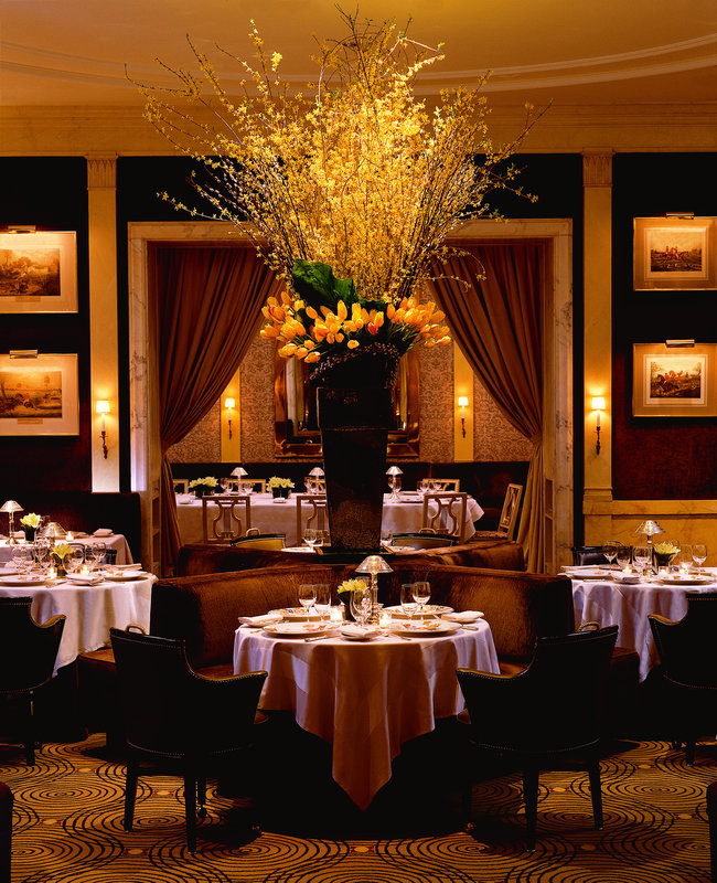 The Carlyle, A Rosewood Hotel Restauration