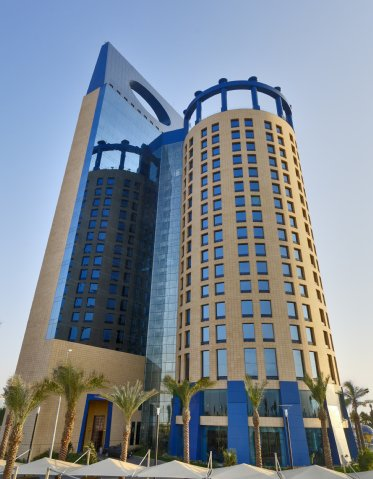 Rosewood Jeddah - Exterior at Day