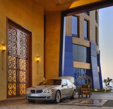 Rosewood Jeddah - Porte Cochere