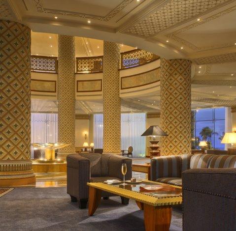 Rosewood Jeddah - Lobby