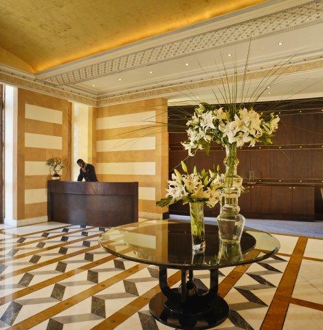 Rosewood Jeddah - Reception
