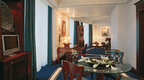 Rosewood Jeddah - Rosewood Suite Lounge