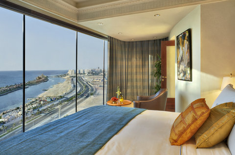 Rosewood Jeddah - Executive Suite Bedroom