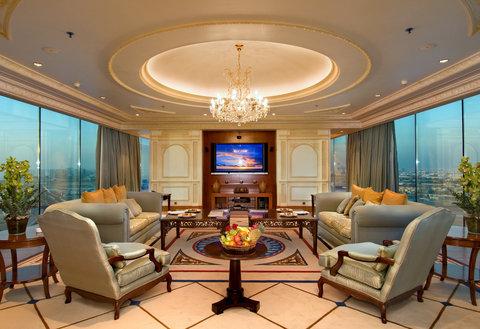 Rosewood Jeddah - Royal Suite Salon