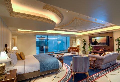 Rosewood Jeddah - Royal Suite Bedroom