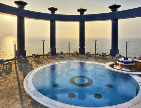 Rosewood Jeddah - Rooftop Pool