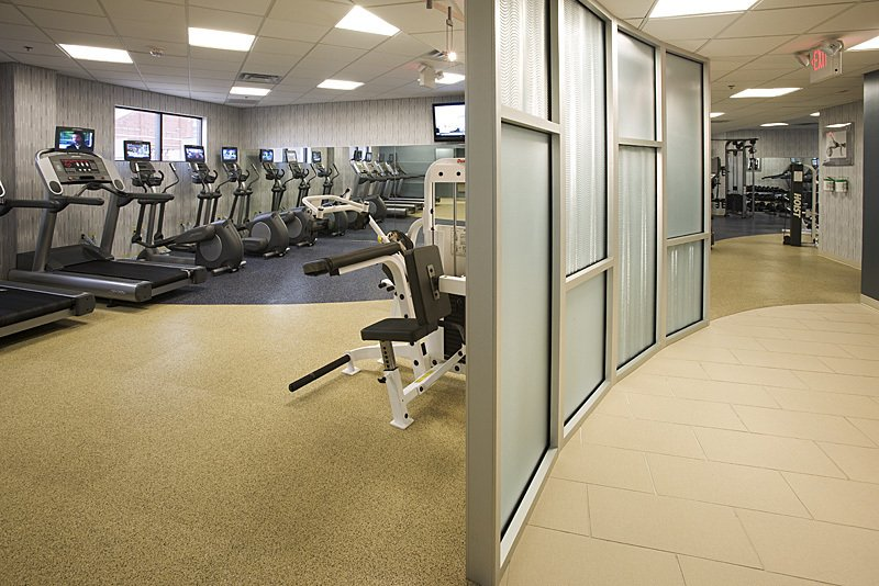 Marriott Richmond Fitness