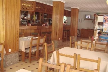 Apartamentos Bahia De San Antonio - Restaurant