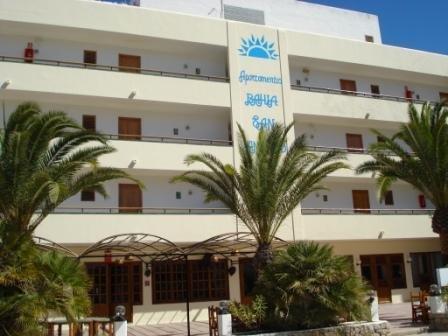 Apartamentos Bahia De San Antonio - Hotel