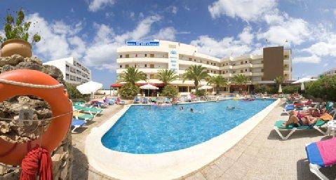 Apartamentos Bahia De San Antonio - Pool