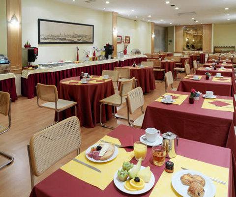 Brussels Hotel Brussels - Breakfast