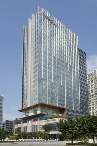 Four Points by Sheraton Dongpu - -exterior