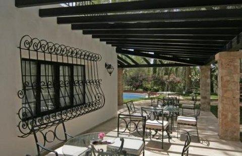 Agroturismo Sa Talaia - Terrace