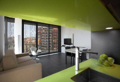 Apartamentos Just Style - Lounge