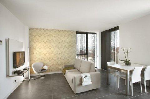 Apartamentos Just Style - Lobby