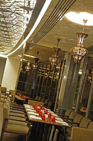 فندق كراون بلازا أبوظبي, جزيرة ياس  - Barouk
