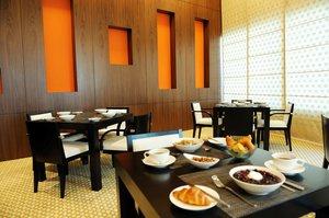 Hub Kitchen Dining Area